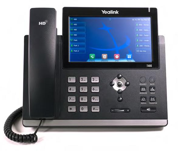 Yealink T48S Phone
