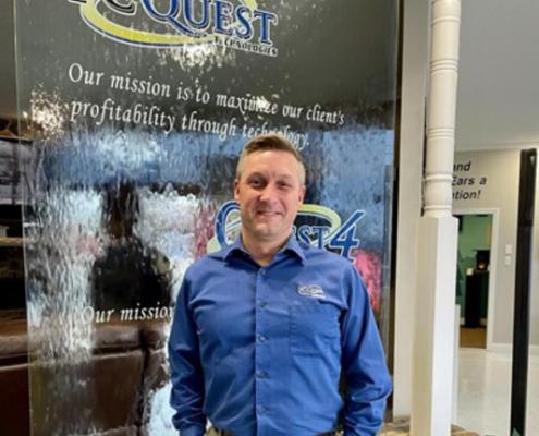 Mark Miller PC Quest President